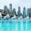 Фото Поющие фонтаны в Дубае 6