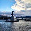 Фото Памятник женщине, ждущей своего моряка 3