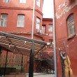 Фото Красный дворик в Минске 3
