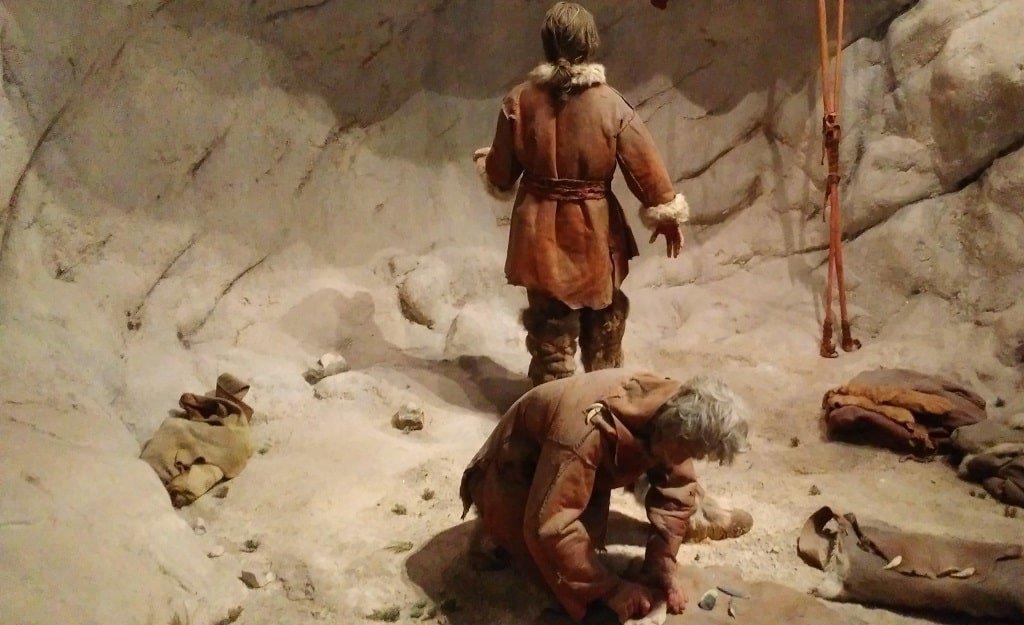 Жители Пещеры Шове