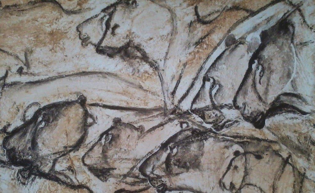 Пещера Шове - рисунок 2