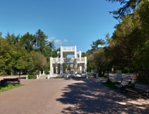 Фото Памятник Жертв Интервенции