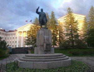 Фото Памятник С.М. Кирову