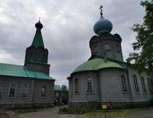 Фото Свято-Никольский кафедральный собор в Мурманске
