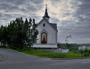 Фото Храм святого князя Владимира в Мурманске