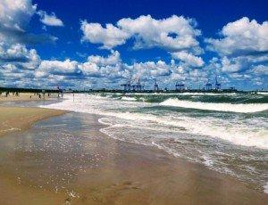 Пляж Стоги