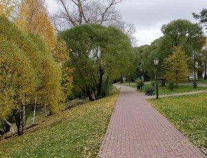Кремлевский Сад