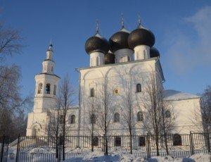 Фото Храм Святителя Николая Во Владычной Слободе
