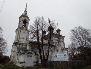 Фото Храм Сретения Господня в Вологде