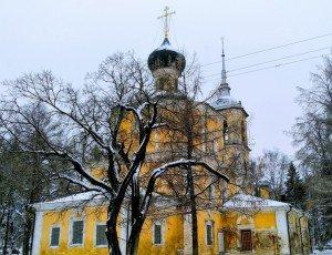 Фото Церковь Иоанна Предтечи в Рощенье