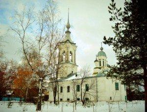 Фото Церковь Варлаама Хутынского в Вологде
