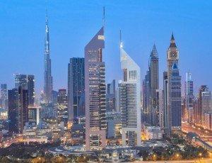 Эмиратская башня 2
