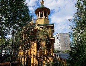Фото Церковь Введения во храм Пресвятой Богородицы
