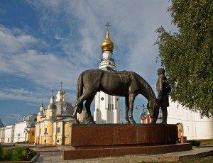 Памятник К. Батюшкову