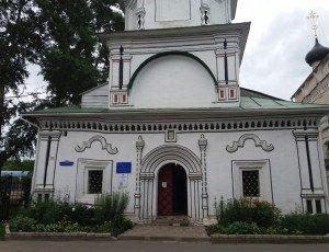 Фото Успенская церковь