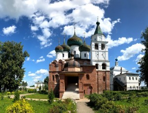 Фото Авраамиев Богоявленский Монастырь