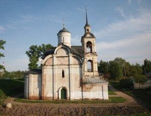 Храм Вознесения Господня: Церковь Исидора Блаженного на Валах