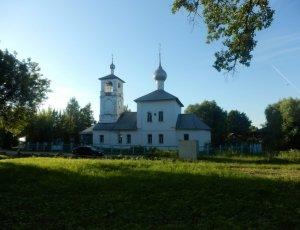 Фото Толгская церковь
