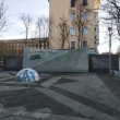Фото Памятник «Покорителям Арктики» в парке 5