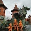 Фото Детский городок парка «Сказка» 8