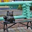 Фото Памятник коту Семену 6