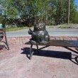 Фото Памятник коту Семену 9