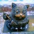 Фото Памятник коту Семену 8
