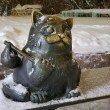 Фото Памятник коту Семену 3