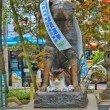 Фото Памятник собаке Хатико в Токио 7