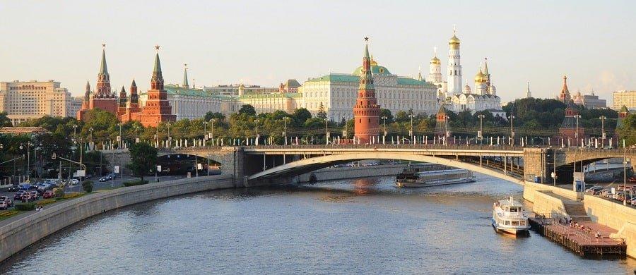 Вид со стороны Большого каменного моста