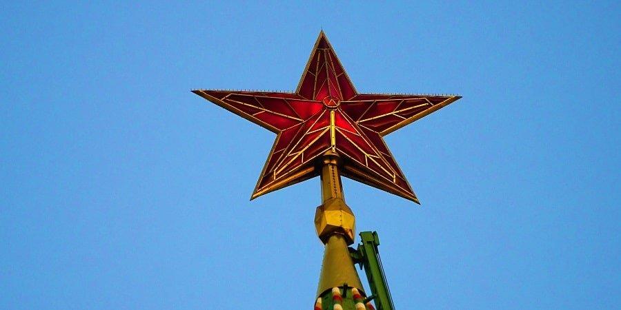 Звезда на Троицкой башне