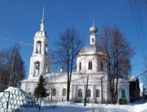 Фото Церковь Николы На Всполье