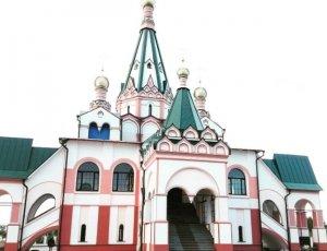 Фото Церковь Державной Иконы Божией Матери