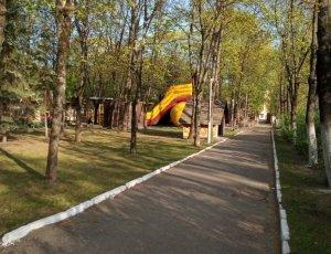 Парк Юность Володарского Района
