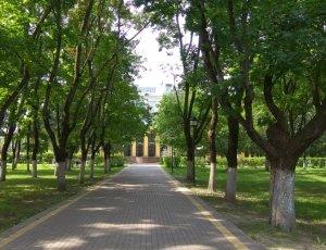 Фото Парк ДК Железнодорожников