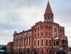 Фото Первая Церковь ЕХБ г. Брянска