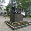 Фото Памятник рунопевцу 9