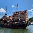 Фото Пиратский корабль «Черная жемчужина» 8