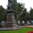 Фото Памятник Тютчеву в Брянске 7