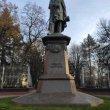 Фото Памятник Тютчеву в Брянске 4