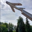 Фото Памятник Лётчикам в Брянске 4