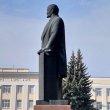 Фото Памятник В. И. Ленину в Брянске 6