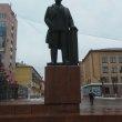 Фото Памятник В. И. Ленину в Брянске 3