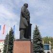 Фото Памятник В. И. Ленину в Брянске 7
