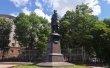 Фото Памятник Тютчеву в Брянске 1