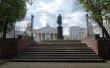 Фото Памятник Тютчеву в Брянске 2