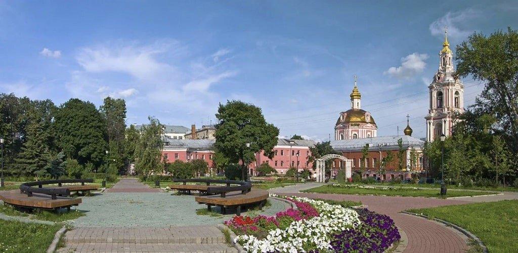 Сад культуры и отдыха им. Н.Э. Баумана