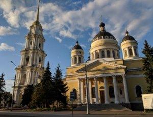 Фото Спасо-Преображенский кафедральный собор