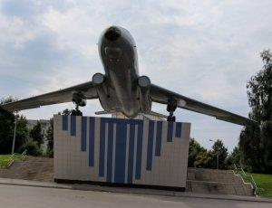 Фото Памятник «Самолет»