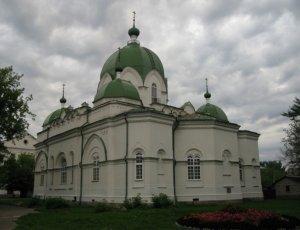 Фото Сретенская церковь
